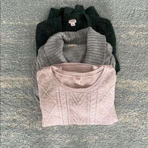 COPY - Bundle 3 fall sweaters 🍂